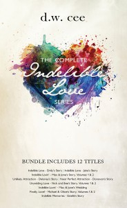 Indelible Love Complete bundle